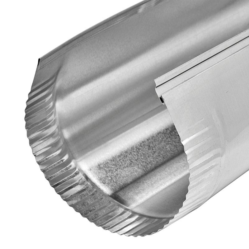 Quot aluminum snap lock pipe length gt lambro