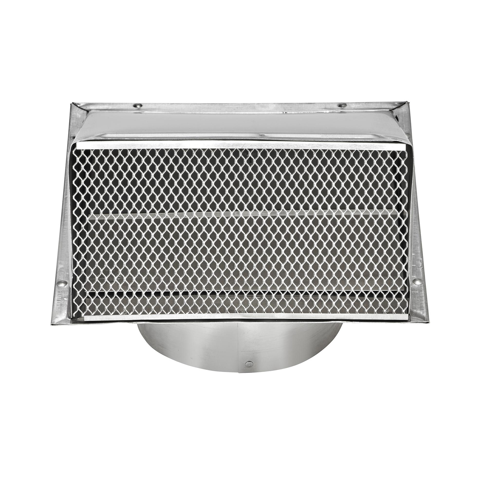 6 Quot Aluminum Wall Cap Gt Lambro Industries Inc