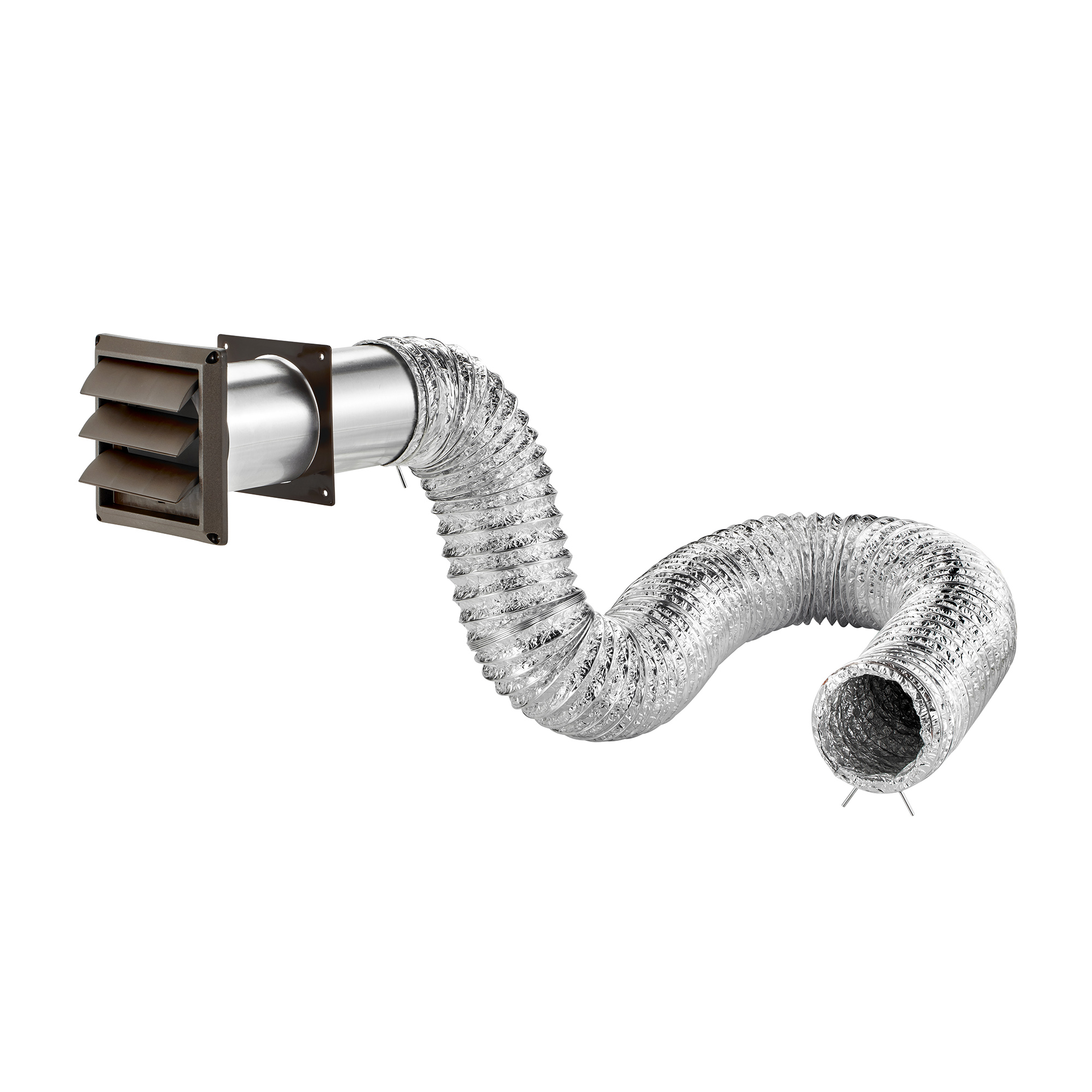 Quot ul a transition duct louvered vent kit